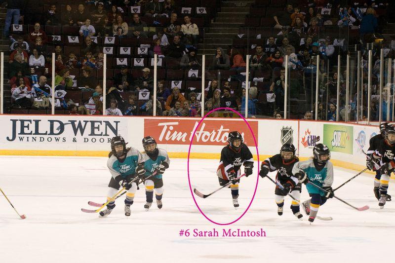 Sarah hockey